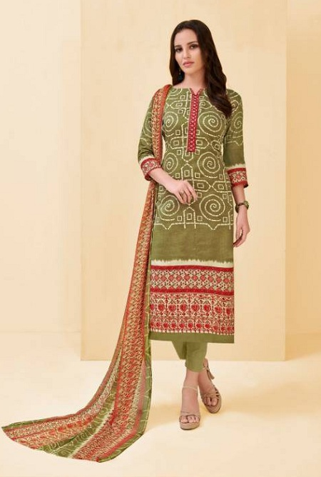 Deepsy Autograph Vol 2 Salwar Suit Wholesale Catalog 8 Pcs (2)